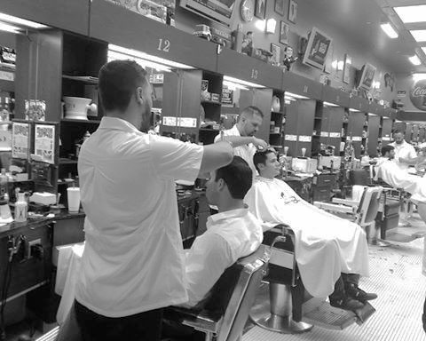 Gallery | Carl's Old Time Barber Shop